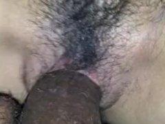 cute asian ride big dick