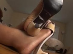 Thick Ebony Soles