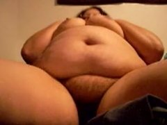 Mixed BBW Plays with Tits