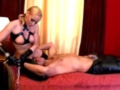 Fucked in Latex and anal