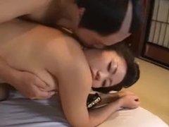 Busty Geisha Gets Banged