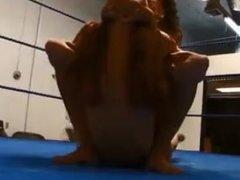 Camel Clutches comp
