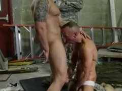 Jackson's soldiers fucking each other photo and gay muscular army movie