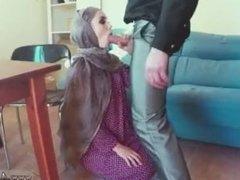 Destiny's arab bathroom hot sexy slut girl takes black cock