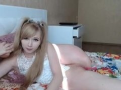 teen russian flexible camgirl play with sex toy 2