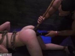 Natalie's brutal double pussy fisting hot triple anal feet and slave