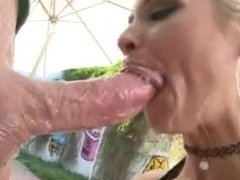 Sarah Vandella fucks Mike Adriano's cock