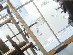 Candid ass at the gym - more at PornWebCamZ.com