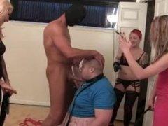 Fat Boy Sucks Cock