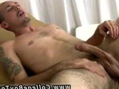 Patrick's black gay hardcore kissing and fucking porn movie