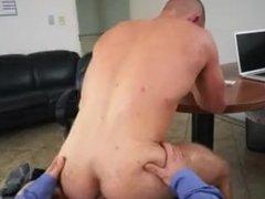 Hunter-straight men getting blow jobs from gay porn xxx