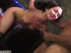 Sierra hard tied bondage anal and sucking machine hot brazil