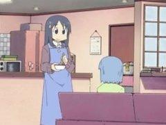 Nichijou Episode 23 English Sub