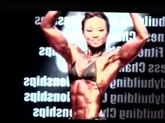 Joan Liew asian FBB on stage