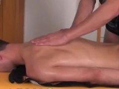 Buttfucked twink gets his asshole creamed