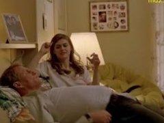 Alexandra Daddario Nude Scene In True Detective Series ScandalPlanet.Com