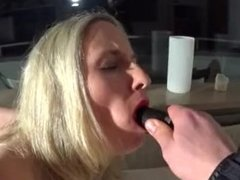 Anal Creampie For Wild Slut