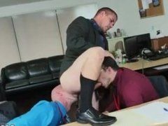 Aaron's movies of straight men having gay anal sex touching each