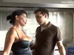 Italian MILF punished for cheating - Isabella Di Capua