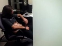 getting caught jacking off by my bosses nephew