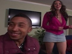 Busty YOung Teens KELLY DIVINE And Friends Get Picked Up And Fucked By Blac