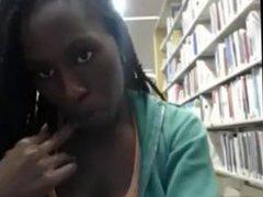 Library Webcam Show