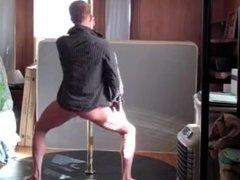 Male Stripper Dancing