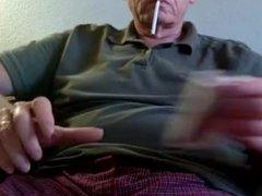 Smoking 120 With Cum Swallow
