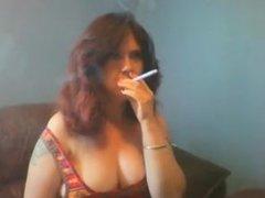 Sexy Mommy Smoking Misty 120s