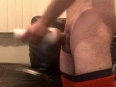 Kendra Sunderland fleshlight cumshot