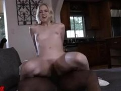 Blonde Babe Chloe Couture Gets Drilled Deep