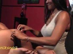 Bent over crack tickle