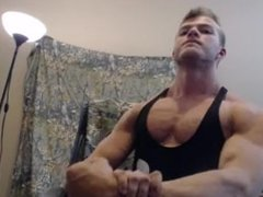 Hot Dry Rock Solid Muscles Hercules Reborn Muscle Worship