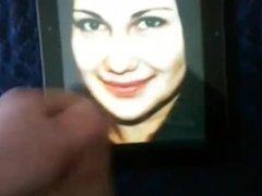 Cum tribute to Karina from Ukraine
