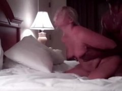 Hot blonde wife wants black bull to breed her while her husband watches