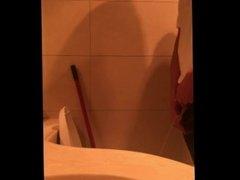 Korean gay toilet spy