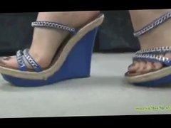 Asian Feet and Heels