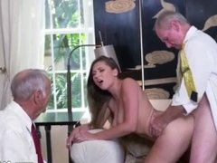 Amber's old granny young hot and double footjob wife fuck by man