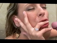 The Definitive Facial Cumshot Compilation #58