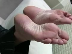 Office foot bitch humiliation