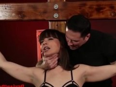 Hot Milf Dana Tied & Fucked Hard In Hardcore Bondage Sex