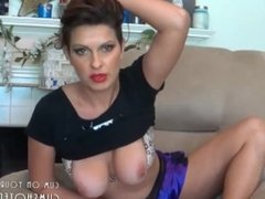 Humiliation From Brunette Mistress POV