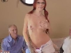 Dianas very old man and pussy creepy first time frannkie and