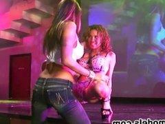 AMY REID, NICHOLE HEIRESS and NICOLE HARRIS Lesbian Threesome 3 Some! A++