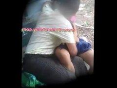 myanmar couple handjob & blowjob sex