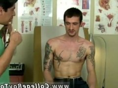 Thomas doctor checking nude video jerk off physical exam