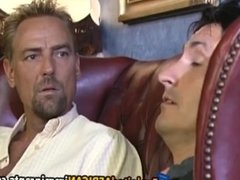 Big dicks exploit tight African pussies