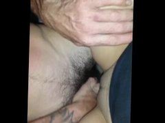 My girlfriend fucks a stranger after work and she loves his cock