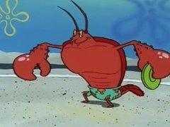 Spongebobsquarepants EP 5 Ripped Pants