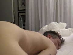 Tapping That Blonde Twink Ass Nicely! Tight Fucking ASS!